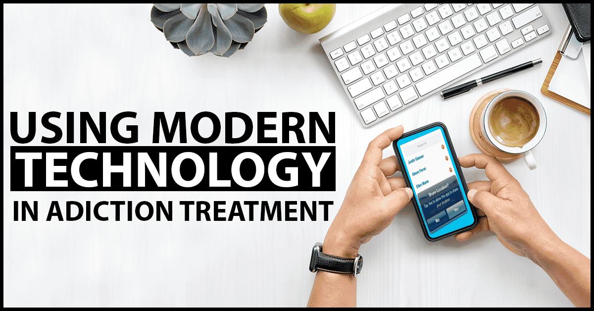 Addiction treatment technology