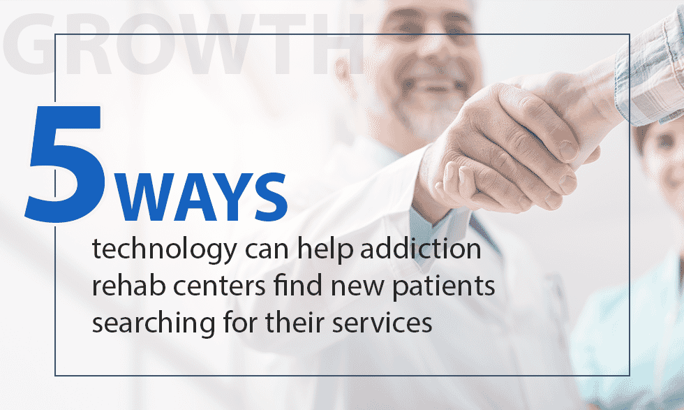 addiction rehab IT Services